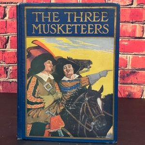"Vintage 1930 ""The Three Musketeers"" (Great…"